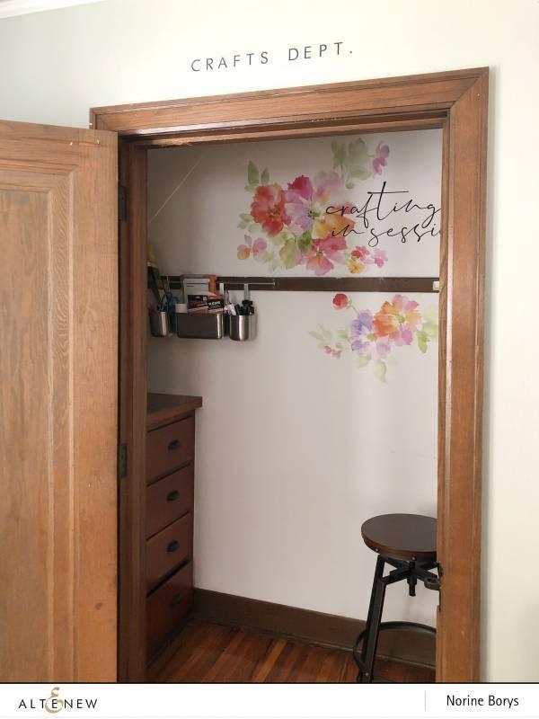 Craft Room Decal Decor