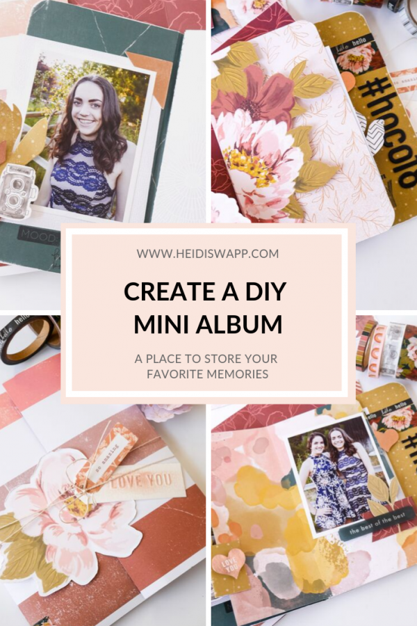 Feminine Fall Mini Album