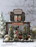 Christmas Countdown Box