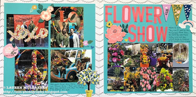 Flower Show Layouts