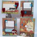Back to School Layouts and Cards