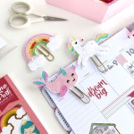 DIY Fabric Paper Clips