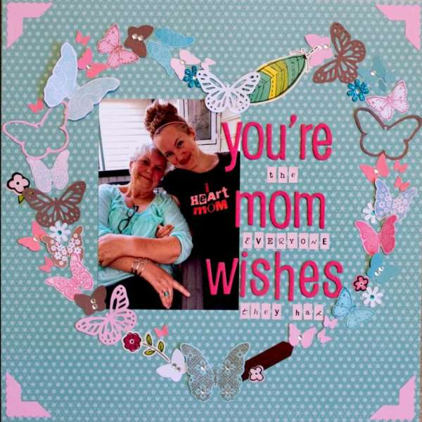 Happy Mother's Day (12 Layouts)