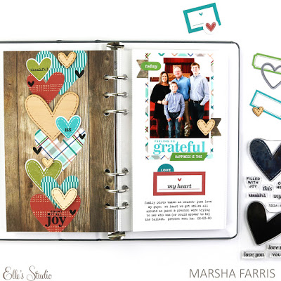 Grateful Traveler's Notebook Pages