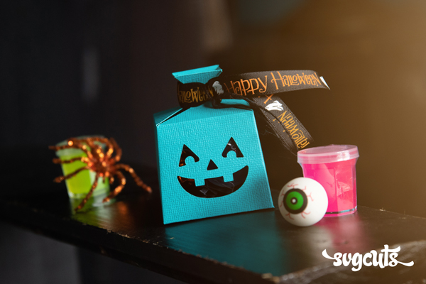 Pumpkin Treat Box
