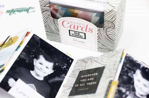 Make a Mini Album with Cards
