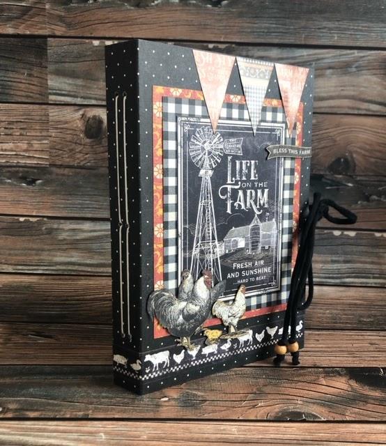 Farmhouse Folio