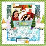Holiday Gnome Layout