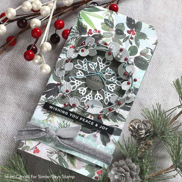 Christmas Tag Booklet