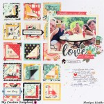 Quilt Square Layout
