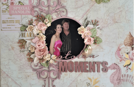 Stolen Moments Layout