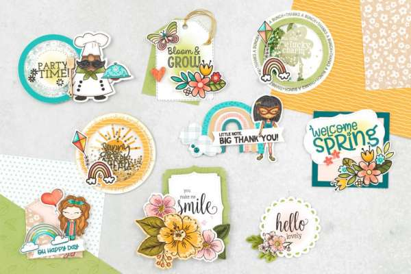 How to Create Embellishment Clusters