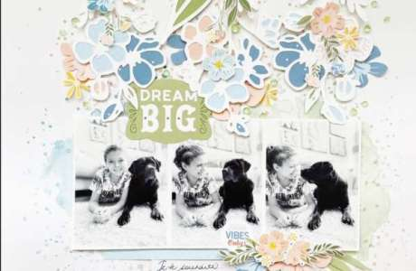 Dream Big Pet Page