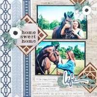 Horse Layout