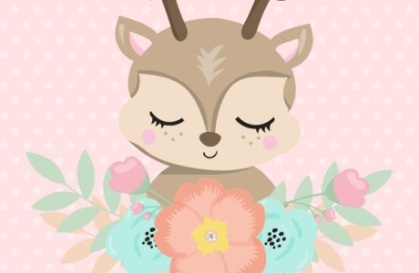 Baby Deer Digital Download