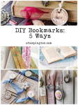 5 DIY Bookmarks You Can Make At Home