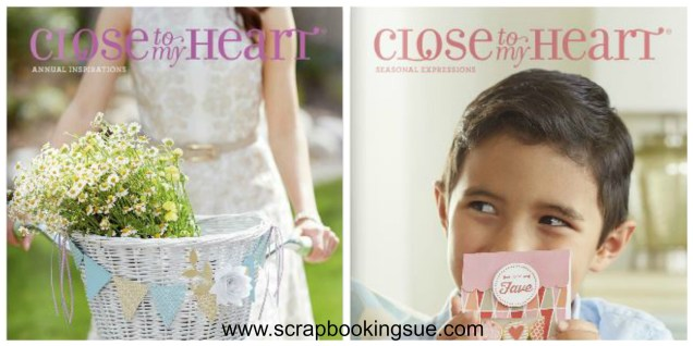 close to my heart ctmh 2014 idea book