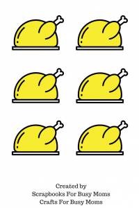 free turkey dinner clip art