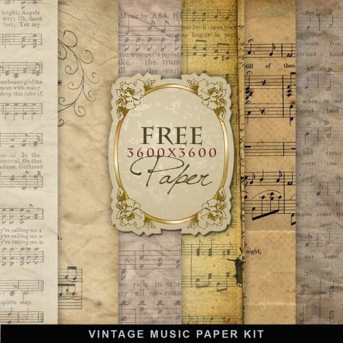 freebies-vintage-music-paper-500x500