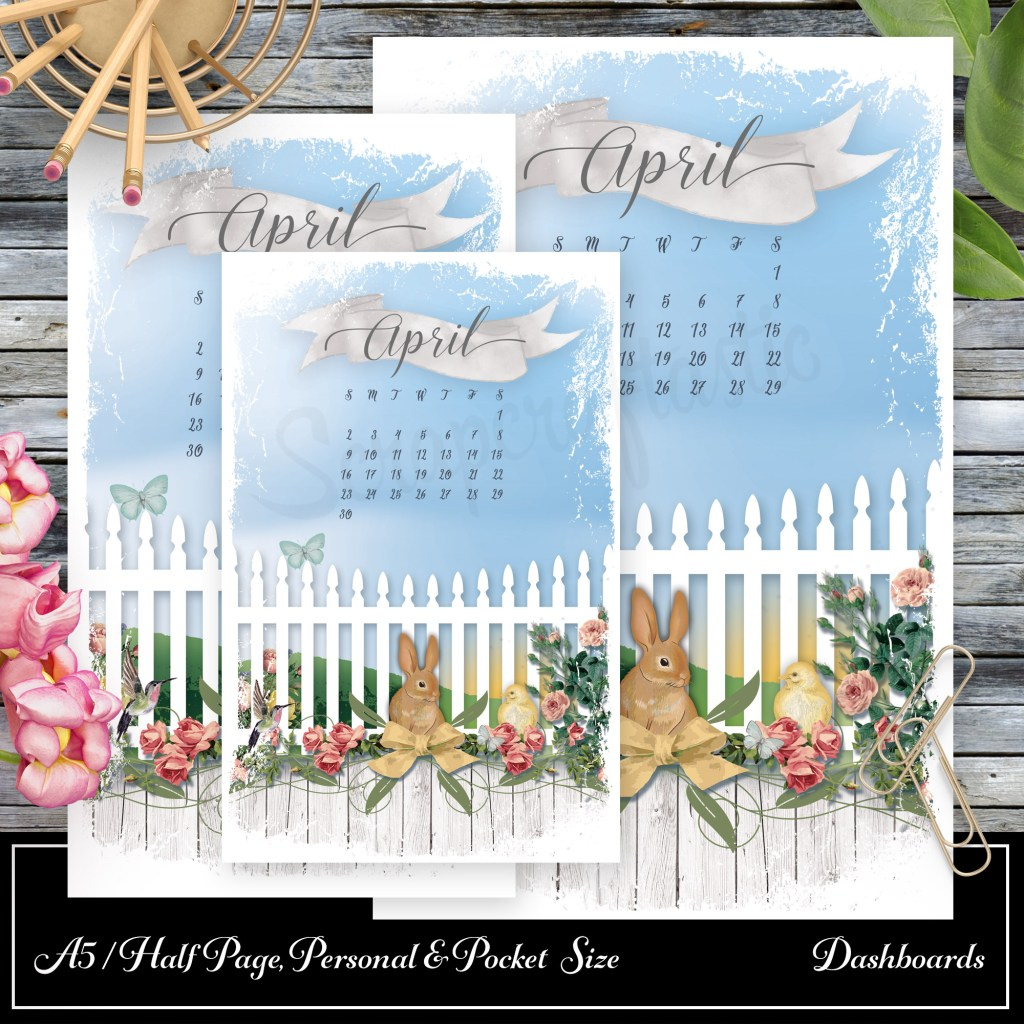 Sign In    Favorites Shopping Bag (0) Spring Fest Printable Dashboards - Pocket Size, Personal Size and A5/Half Page Size