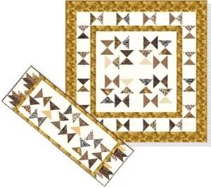 Savanna Scramble Quilt Pattern