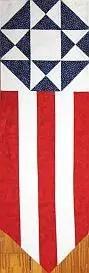 Patriotic Door Banner