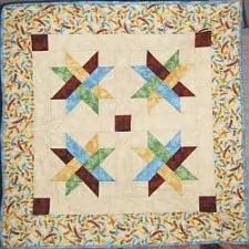 Woven Stars Wall Hanging Pattern