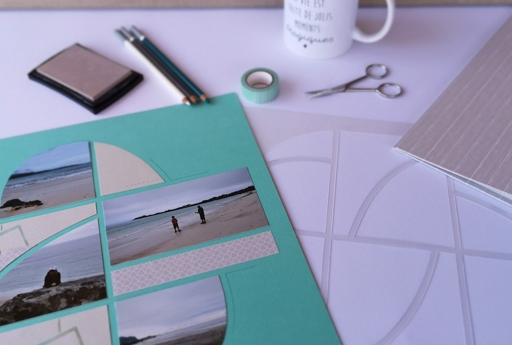 Créer son album photo en scrapbooking : 7 astuces
