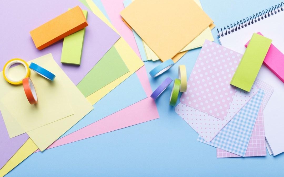 Rangements pour Papiers de Scrapbooking | 10 systèmes testés