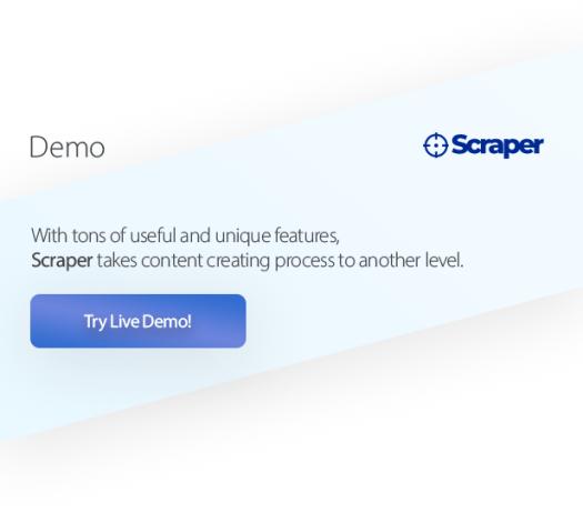 Scraper - Content Crawler Plugin for WordPress - 13