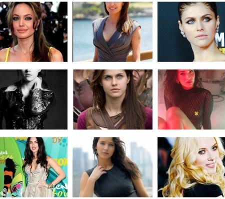 Top 5 most popular actresses of Hollywood movies