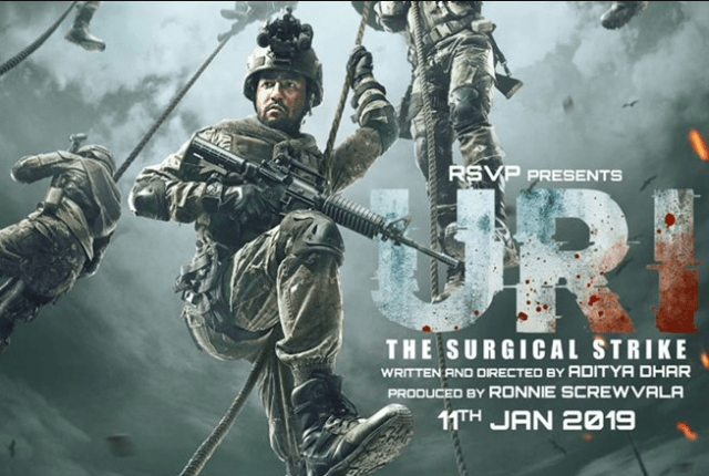 URI: The Surgical Strike Became The Highest Grossing Film In 4th Week rsvp