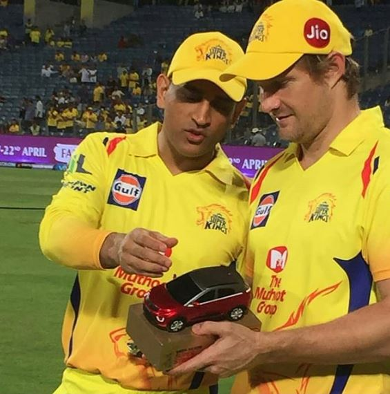 Shane Watson Signed By Khulna Titans For BPL 2019-20 1