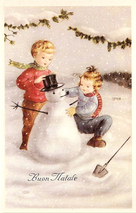 Scrapologie Vintage Images Winter
