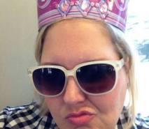 It's tough being a princess, yo.