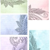 Pretty printables for Project Life - and smaller, for.... you tell me!