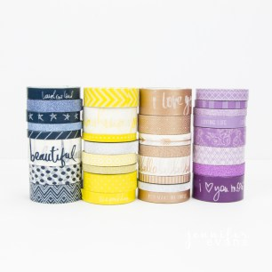 Washi Tape Holder by Jennifer Evans_6