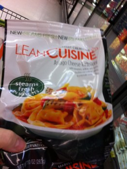 Lean Cuisine Asiago Cheese Tortellini