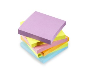 Family Calendar Sticky notes