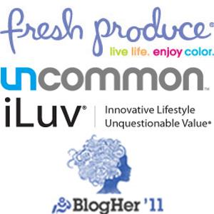 BlogHer 2011 Sponsors ScrappinMichele