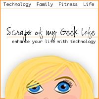 Scraps of My Geek Life Logo
