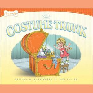 Costume Trunk book
