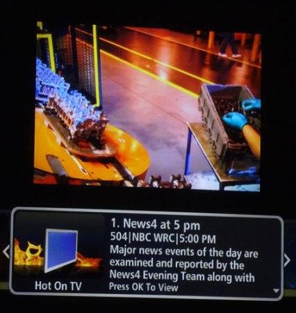 verizon fios widget hot on tv