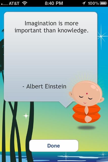 gratitude journal app iphone quote
