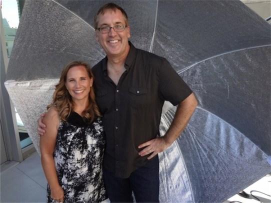 Michele McGraw & Brian Smith