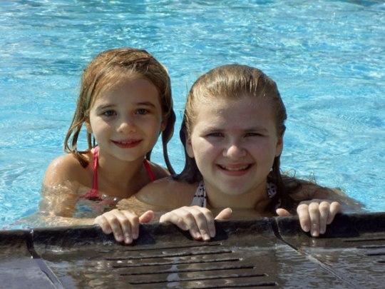SLS Hotel Beverly Hills rooftop pool