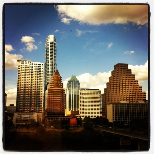 Austin Texas downtown