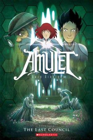 amulet books