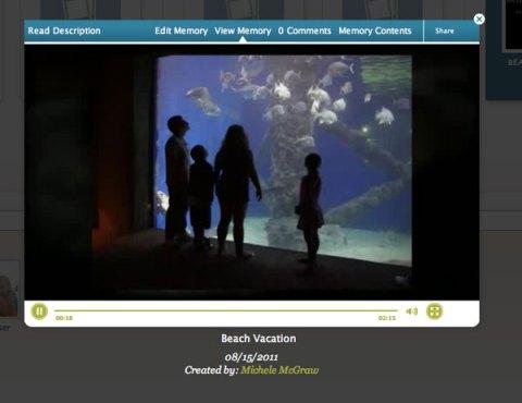 LiveOn Memory Video