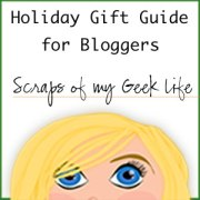 Blogger Tech Holiday Gift Guide